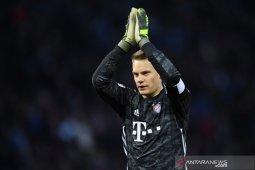 Kiper Manuel Neuer berniat bertahan di Bayern Munchen