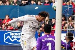 Madrid jauhi Barcelona setelah kalahkan Osasuna 4-1