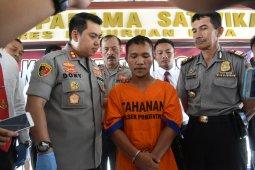 Seorang suami tega jual istri kepada empat temannya Rp50 ribu
