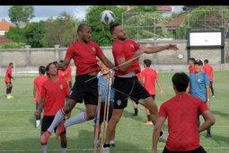 Bali United latihan jelang laga piala AFC