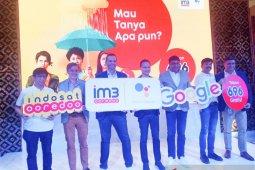 Indosat-Google kolaborasi sediakan panggilan telepon gratis
