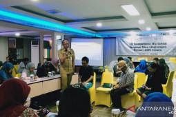 Kadis Pariwisata promosikan sungai Banjarmasin ke peserta UKW
