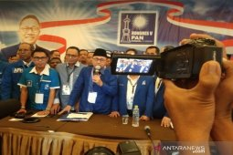Zulkifli Hasan menunjuk Hatta Rajasa jadi Ketua MPP PAN