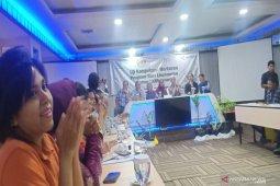 Seluruh peserta UKW ANTARA di Banjarmasin dinyatakan kompeten