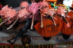 Polisi Gorontalo tangkap pelaku penyerangan menggunakan panah wayer
