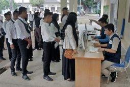Tes SKD CPNS Kabupaten dan kota di Jambi di undur