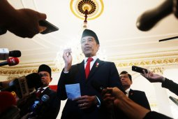 Ada yang nolak pembangunan gereja, Jokowi: Menko Polhukam dan Kapolri harus tindak tegas intoleransi