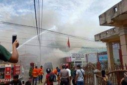 Kericuhan terjadi di Rutan Kabanjahe Sumut
