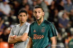 Chelsea umumkan kesepakatan transfer pemain Ajax Hakim Ziyech