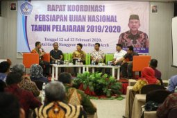Disdik Aceh: UNBK 2020 Lebih awal sepuluh hari