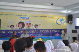 Puluhan pelajar di Subang ikuti kegiatan