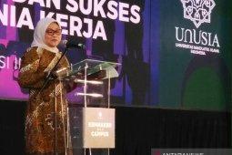 Ida Fauziah kunjungi kampus kenalkan program Kemenaker pada mahasiswa