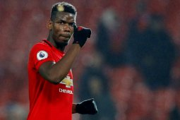 Paul Pogba kemungkinan akan gabung lagi Juventus