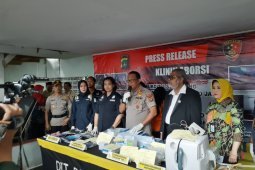 Polisi grebek klinik aborsi ilegal, 903 janin bayi dibuang ke septik tank