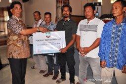 Pemkab Belitung Timur salurkan alat tangkap ikan ramah lingkungan
