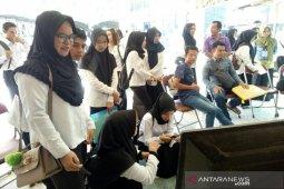 Pelaksaan tes CPNS dimulai, peserta shock melihat langsung hasilnya