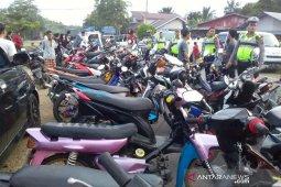 Polres HST tilang 43 pelanggar yang sering balap liar di jalan lingkar