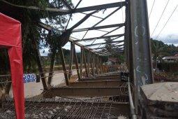 Kementerian PUPR bangun jembatan Sajira pasca-bencana alam Lebak