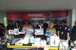 Polisi telusuri dokter kirim pasien ke klinik aborsi ilegal di Paseban