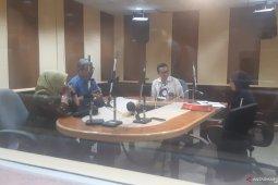 "Kepala BKKBN RI ""interview"" di Radio Televisi Malaysia"