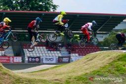 Pebalap Indonesia gagal di Jakarta International BMX 2020