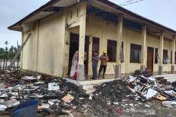 Dayah Darul Ulum terbakar di Aceh Timur