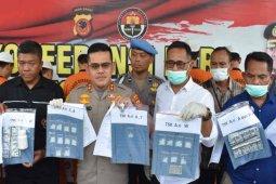 Polisi Cirebon Kota bekuk tujuh pengedar sabu-sabu