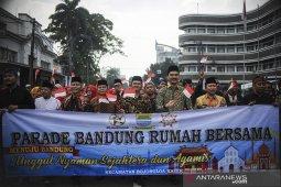 Parade Bandung rumah bersama