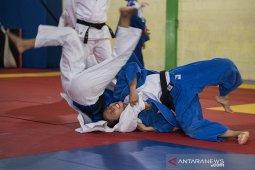 Persiapan atlet Judo Jabar jelang PON Papua