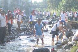 Kota Bogor akan wujudkan tiga target naturalisasi Ciliwung