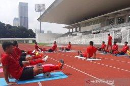 Pelatih timnas Shin Tae-Yong tidak suka pemain tukang mengeluh