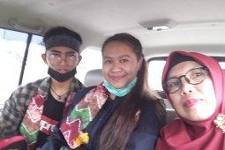 Pasca observasi di Natuna Niken lanjutkan perkuliahan online