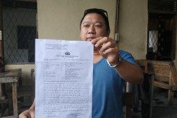 Perusahaan kontraktor diduga korban penggelapan BPKB
