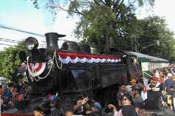 Surakarta to operate 99-year old steam trains for tourism