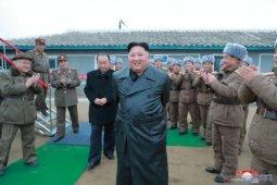 setelah 22 hari tidak terlihat, Kim Jong Un muncul di publik