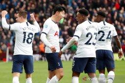Tottenham menang di kandang Villa, Arsenal berjaya di Emirates