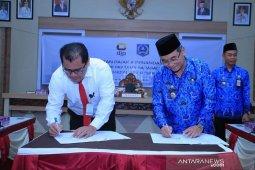Pemkab HSS dan KPP Pratama Barabai tandatangani MoU perpajakan