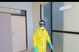 Perawatan pasien terduga kena virus corona