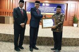 Berkinerja baik, Aceh Barat raih dua penghargaan dari BPKP pusat