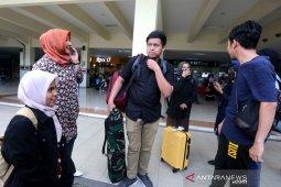 Kedatangan WNI Di Aceh Pascaobservasi Di Natuna