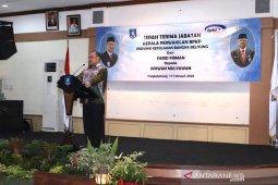 Gubernur Babel hadiri sertijab Kepala Perwakilan BPKP