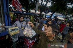 Operasi pasar bawang putih