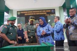 Pemerintah Kabupaten Bogor revitalisasi Markas Kodim 0621