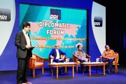 Indonesia dorong kerja sama antar negara hadapi virus corona