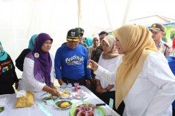 Durian kadu hejo juara festival hortikultura Pandeglang