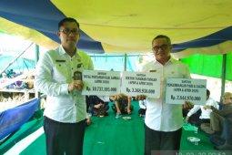 Sambas dapat bantuan benih padi hibrida seluas 2.700 hektare