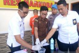 Polres Bengkayang musnahkan barang bukit tindak pidana narkoba