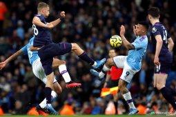 Manchester City tundukkan West Ham di Liga Inggris