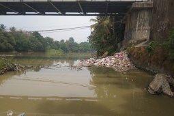 BPBD Lebak mengajak warga tidak buang sampah ke sungai