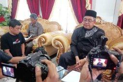Bupati Aceh Barat: kericuhan di pendapa untuk memeras saya